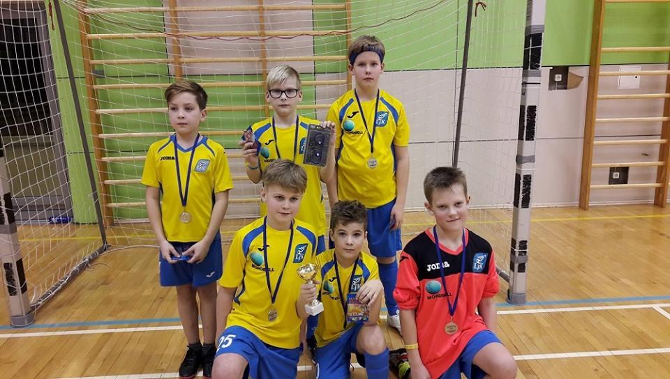 e1a3595ad01 2007 – 1) Nõmme Kalju FC Must II, 2) Läänemaa JK I (pildil), 3) Nõmme Kalju  FC Must I